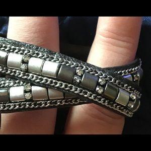 NIB Stella & Dot Cady Wrap Bracelet